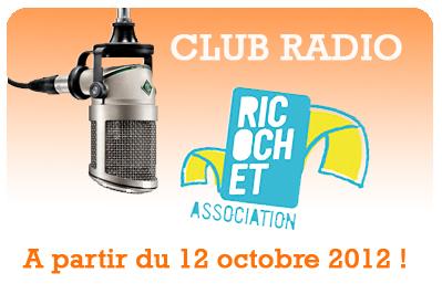 Club Radio Ricochet-tooBordo