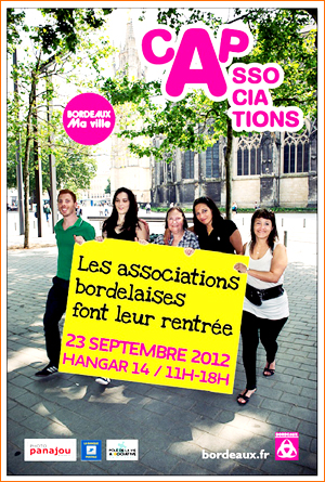 Cap Associations Bordeaux