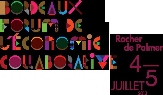Forum de l'Economie Collaborative à Bordeaux