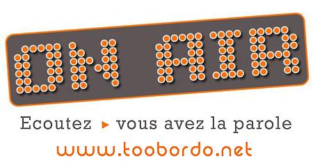 tooBordo, webradio participative à Bordeaux !