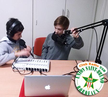 Le Club Radio de l'Union Saint-Bruno Bordeaux