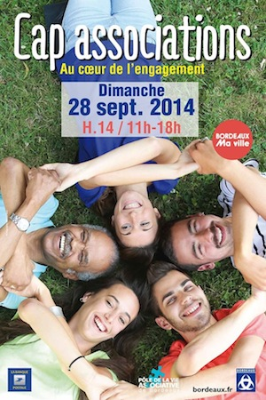 Cap Associations Bordeaux 2014