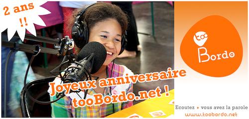 Webradio à Bordeaux - tooBordo