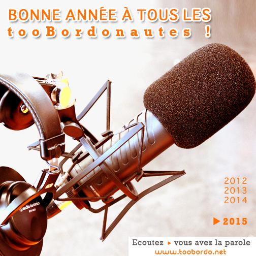 tooBordo, webradio associative à Bordeaux