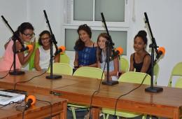 Stage improvisation radio, association Ricochet – Juillet 2015