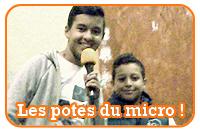 Les potes du micro : l'émission radio des jeunes du centre social et culturel du Grand Parc Bordeaux