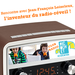 Le Club Radio Ricochet !