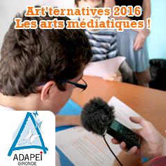 Les résidents de l'ADAPEI 33 prennent la parole sur tooBordo !