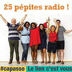 Nos 25 pépites radio sur Cap Associations Bordeaux 2017 !