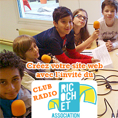 Le Club Radio Ricochet !