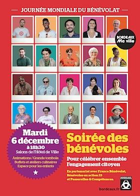 Journee mondiale du benevolat - Bordeaux