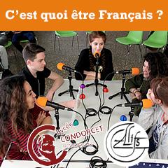 Identité, laïcité et citoyenneté avec les jeunes du Lycée Condorcet !