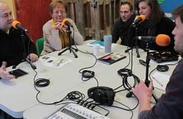 5ème saison de L'R du Temps, projet radio avec le centre social et culturel Grand Parc Bordeaux – 2016/2017
