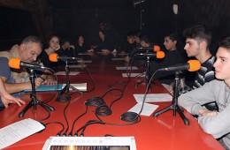 Ateliers radio avec le lycée Condorcet de Bordeaux – février/avril 2017