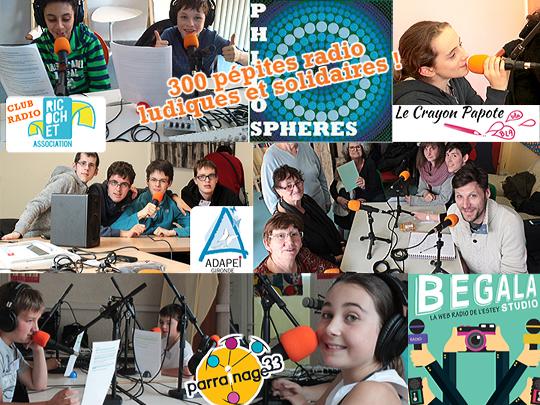 tooBordo, webradio à Bordeaux - ateliers radio mobiles, cartes postales, evenements -