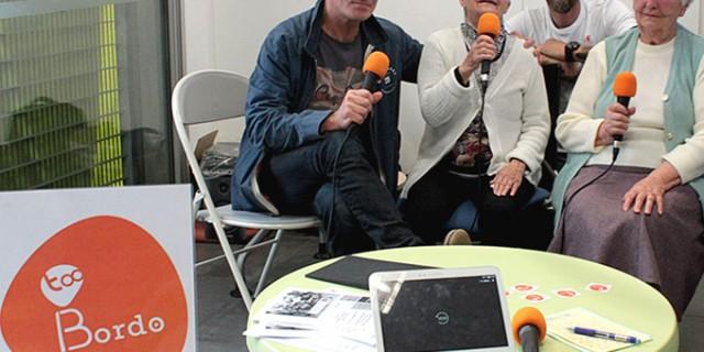 Journée radio pour les 10 ans du centre sociocuturel Saint-Exupéry -Villenave d'Ornon, octobre 2017