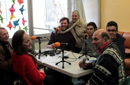 6ème saison de L'R du Temps, émission radio avec le centre social et culturel Grand Parc Bordeaux – 2017/2018