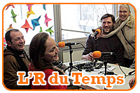 L'R du temps, une chronique radio participative du Centre Social du Grand Parc - Bordeaux
