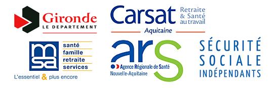 La Conférence des Financeurs de la prévention de la perte d'autonomie des personnes âgées du Département de la Gironde