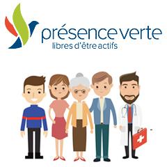 Présence verte : Autonomie et sécurité des personnes âgées
