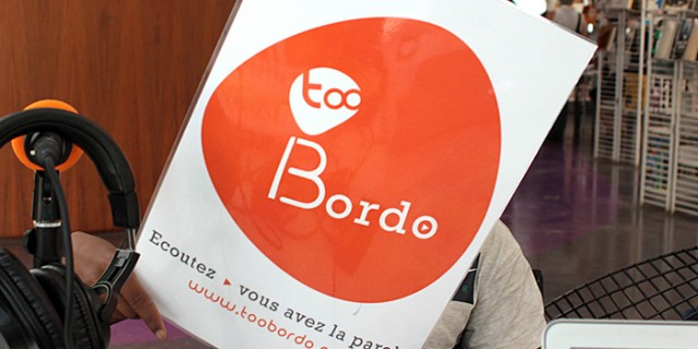 Semaine de stage radio jeunesse à la Bibliothèque Grand Parc Bordeaux – octobre 2018