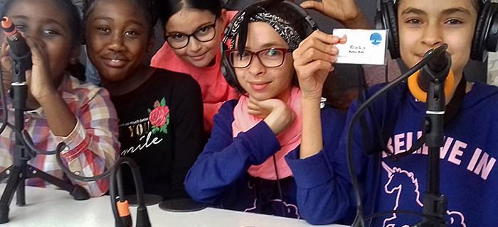 2ème saison Radio KIDS ! Ateliers radio jeunesse à la Bibliothèque Grand Parc Bordeaux – 2019/2020