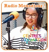 Des ateliers radio pour les jeunes du centre d'animation Monséjour Bordeaux