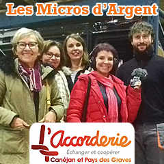 Les Micros d'Argent !