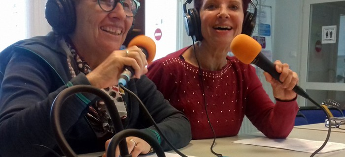 Les Micros d'Argent – Ateliers radio avec les seniors de l'Accorderie Canéjan et Pays des Graves – 2019/2020