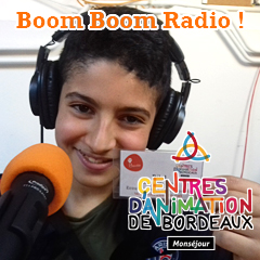 Boom Boom Radio ! Des ateliers radio pour les jeunes du centre d'animation Monséjour Bordeaux