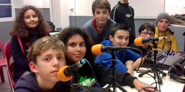 3ème saison de Radio Mirail, les ateliers radio avec les jeunes du Collège du Matin de l'Ensemble Scolaire Le Mirail Bordeaux – 2019/2020