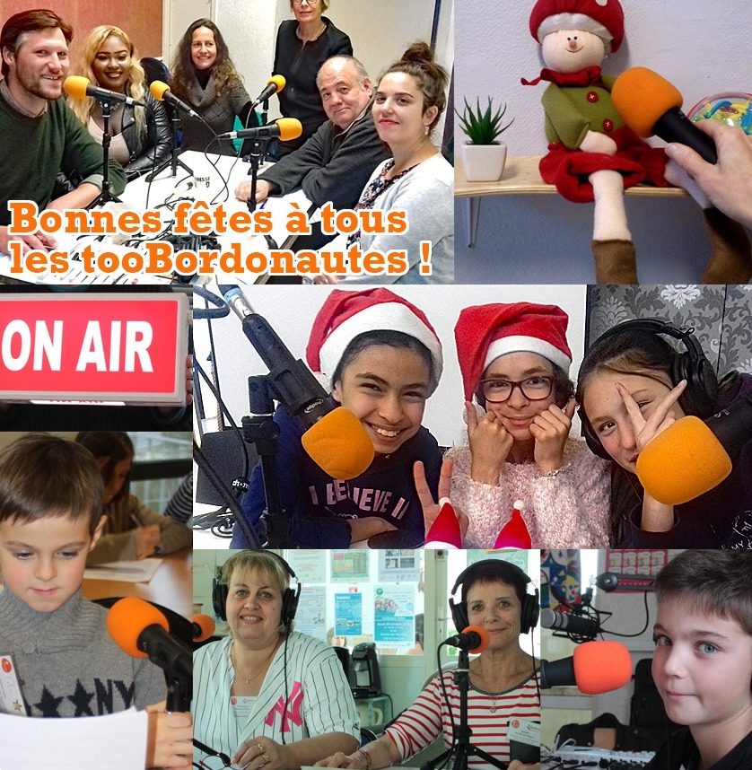 Webradio tooBordo : stages et ateliers radio pour les jeunes à Bordeaux et en Gironde
